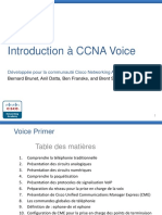 Introduction à CCNA Voice