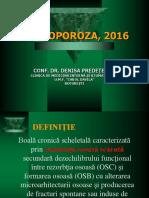OSTEOPOROZA, 2016