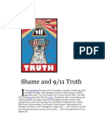 Shame and 9/11 Truth
