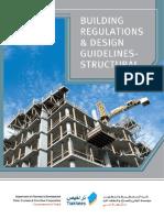 Building Regulations & Design Guidelines- Structural