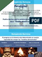 Los Paradigmas (1)