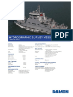 Product Sheet Damen Hydrograchic Survey Vessel 6613 YN 556053 TRAN DAI NGHIA