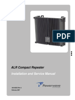 ALR Compact Repeater - Installation and Service Manual - 044_05252 Rev a February 2007