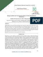 Design Synthesis and Vasorelaxant Activity of 5nitro Benzimidazole Derivatives