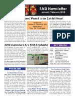 SASi News Jan Feb 2018