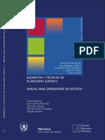 Elementos y Técnicas Del Pluralismo