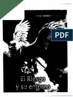 EL RIESGO Y SU ENTRONO. DOCTOR JOSÉ MÉNDEZ LUGO.pdf