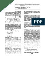 Ejercicios de Fundamentos de Transferencia de Masa y Difusion
