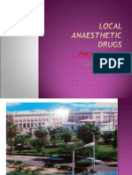 Local anaesthetic Drugs.ppt