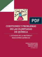Cuestiones y Problemas de Las Olimpiadas de Qui Mica i Estados de La Materia y Reacciones Qui Micas