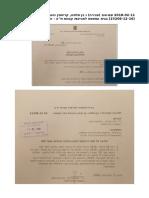 "2018-02-11 Shem-Tov (Detainee) v Ben-Shlomo, Krispin and Administration of Courts  (23208-12-16) in the Tel-Aviv Small Claims Court – Notice of Service (No 20) שם-טוב (עצירה) נ בן שלמה, קריספין והנהלת בתי המשפט (23208-12-16) בבית המשפט לתביעות קטנות ת""א – הודעת מסירה (מס' 20)"