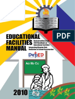 2010 Educational Facilites Manual HIGHLIGHTED