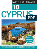 Top 10 Cyprus DK Eyewitness Top 10 Travel Guides