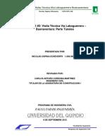 Visita Técnica Vía Loboguerrero – Buenaventura