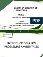 Introducción Problemas Ambientales