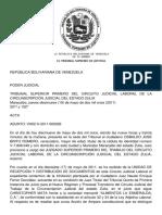 Transparencia - Idoneidad - Imparcialidad - Jz Sup - Tsj_regiones_decision_4