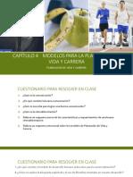 Capítulo 4. Modelos de Planeación de Vida y Carrera Pptx