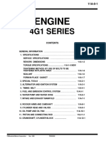 4g1 Engine Series