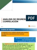 sixsigma analisis de regresion y correlacion
