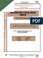 Informe Canales Estruc