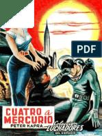 Kapra Peter - Cuatro a Mercurio.epub