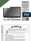 Manual de Tv Apex