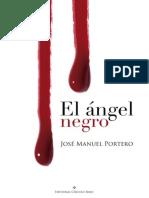 Manuel Portero Jose - El angel negro.epub