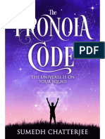 The Pronoia Code- Sumedh Chatterjee