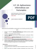 U.T. 10. GLC.  Facturaplus.pptx