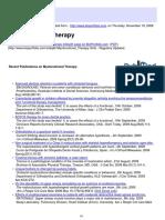 Myofunctional Therapy