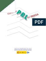 Manual Prevencion Riesgos Laborales (INGESA)