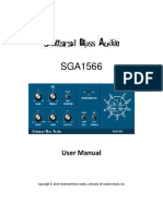 SGA1566 User Manual