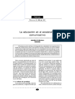 2 Dialnet LaEducacionEnElEcosistemaComunicativo 229963.Pdflll