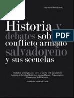Historia de la Guerra Civil El Salvador