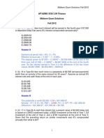 Adms3530f17_Past Midterm Exam Solutions_Fall 2012