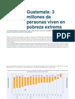 Desarrollo en Guatemala 2016