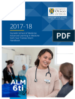 TI Handbook 2017-2018 - University of Otago