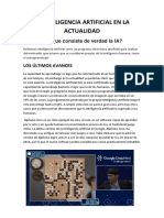 INTELIGENCIA ARTIFICIAL EN LA ACTUALIDAD .docx