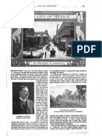 Three Articles About Mexio City 1907 From Dun's Review