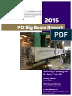 2015 Big Beam Best Report