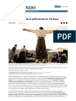 El Otro Gigante de La Película de Los 10 Goya _ Cronica
