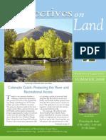 Wood River Land Trust Newsletter Summer 2008