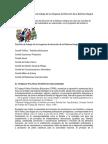 Comités y Subcomités de Trabajo de Los Órganos de Dirección de La Defensa Integral de La Nación