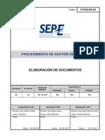 Proc. Elaboración de Documentos Rev.0(1)