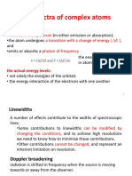 5.Spektra of Complex Atoms