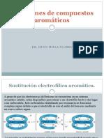 Hidrocarburos Aromáticos II