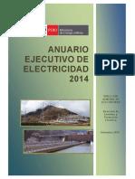 Anuario Ejecutivo de Electricidad-Final-2014