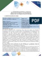 Syllabus Del Curso Algebra Lineal (E-learning)