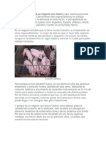La Cría de Cerdos Es Un Negocio Con Futuro