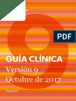 Guidlines 9.0 Spanish